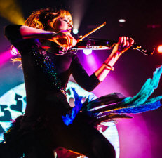 Lindsey Stirling - booking information