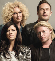 Little Big Town - booking information