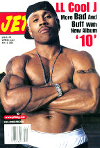 LL Cool J - booking information