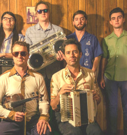Lost Bayou Ramblers - booking information