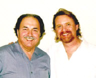 Richard De La Font with Lee Roy Parnell - booking information