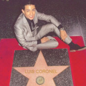 Luis Coronel - booking information