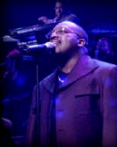 Marvin Sapp - booking information