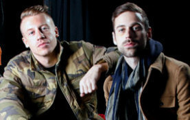 Macklemore & Ryan Lewis - booking information