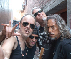 Metallica - booking information