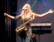 Mindi Abair - booking information