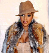 Mary J. Blige - booking information