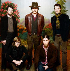 My Morning Jacket - booking information