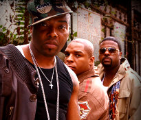 Naughty By Nature - booking information