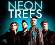 Neon Trees - booking information