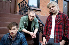 New Politics - booking information
