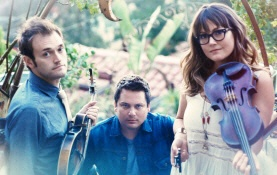 Nickel Creek - booking information