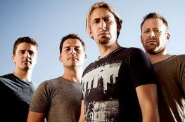 Nickelback - booking information