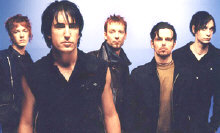 Nine Inch Nails - booking information