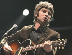 Noel Gallagher - booking information