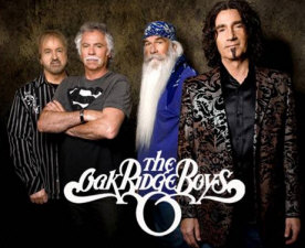 Oak Ridge Boys - booking information