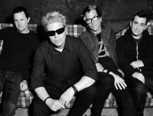 The Offspring - booking information