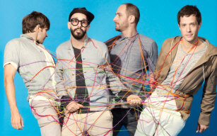 OK Go - booking information