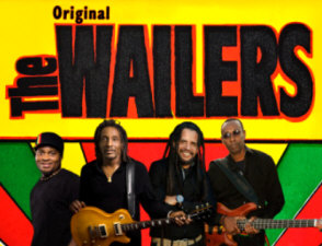 The Original Wailers - booking information