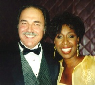Richard De La Font with Oleta Adams - booking information