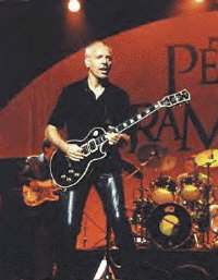 Peter Frampton - booking information