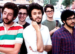 Passion Pit - booking information