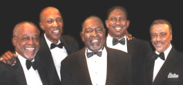The Persuasions - booking information