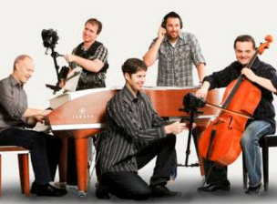 The Piano Guys - booking information