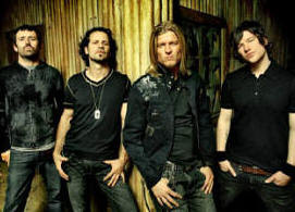 Puddle of Mudd - booking information