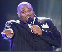 Ruben Studdard - booking information