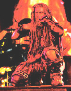 Rob Zombie - booking information