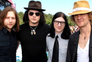 The Raconteurs - booking information