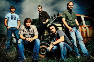 Randy Rogers Band - booking information