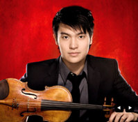 Ray Chen - booking information