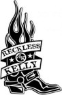 Reckless Kelly - booking information