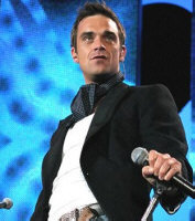 Robbie Williams - booking information