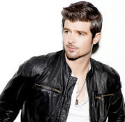 Robin Thicke - booking information