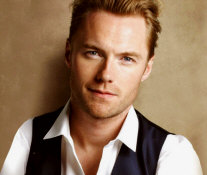 Ronan Keating - booking information
