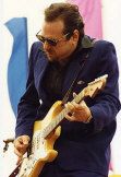 Ronnie Earl - booking information ; photo credit: Nancy Moxie