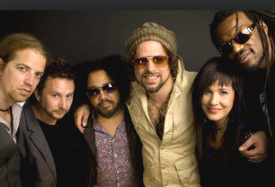 Rusted Root - booking information