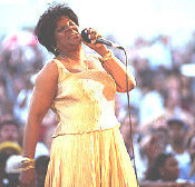 Shirley Caesar - booking information