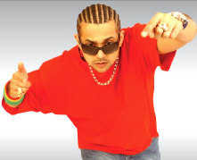 Sean Paul - booking information