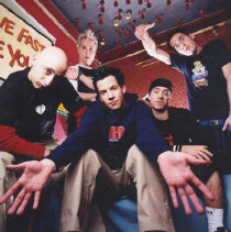 Simple Plan - booking information