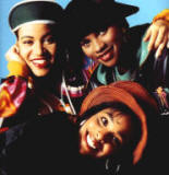 Salt-N-Pepa - booking information