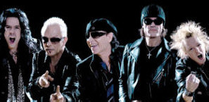 The Scorpions - booking information