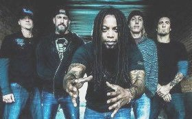 Sevendust - booking information