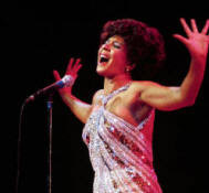 Shirley Bassey - booking information