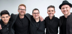 Sidewalk Prophets - booking information