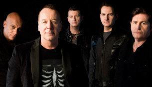 Simple Minds - booking information