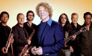 Simply Red - booking information